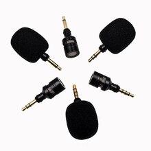 3.5 ミリメートルプラグアンドプレイ金属マイク録音マイク携帯電話単方向金属マイクラップトップ pc マイク