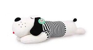 Image 2 - 40/70/90 см, плюшевая игрушка, большая Спящая собака, мягкая игрушка животное