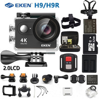 EKEN Action Camera eken H9R / H9 Ultra HD 4K WiFi Remote Control Sports Video Camcorder DVR DV Waterproof Camera