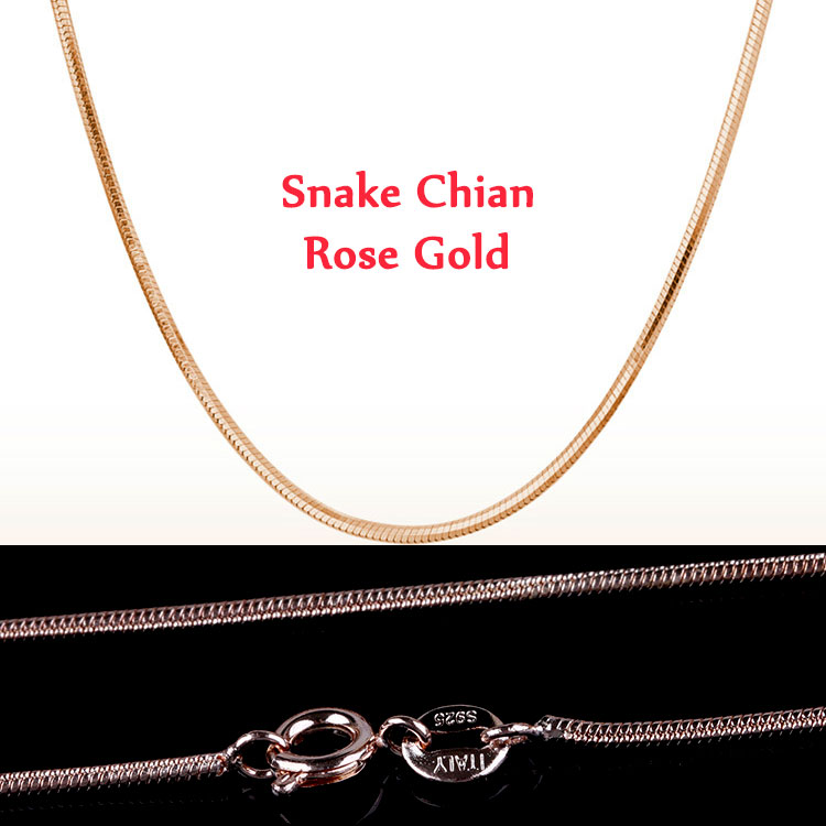 Style E Rose God