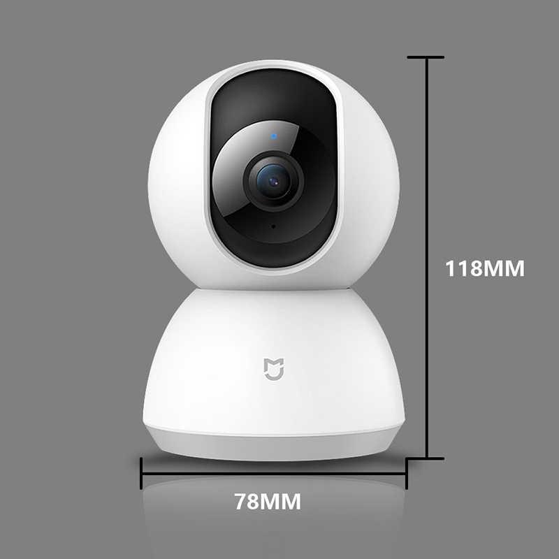 Xiaomi Mijia מיני IP המצלמה Wifi 1080P HD אינפרא אדום ראיית לילה 360 תואר אלחוטי Wifi טלוויזיה במעגל סגור מצלמת אבטחה בבית חכמה מצלמה