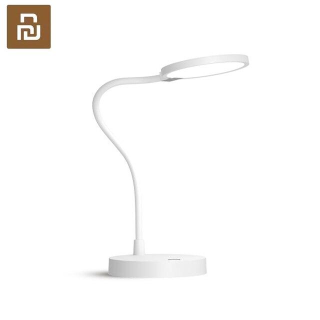 מקורי Youpin COOWOO LED שולחן מנורת חכם שולחן מנורת עין הגנה אור מתכוונן 4000mAh כוח 2USB נייד ספק כוח