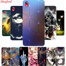 Popular Case For VIVO Y91i 6.22 Cool Print Soft TPU Phone Y91C Silicone Funda Y91 C i Back Cover