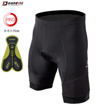 Darevie Ciclismo Shorts 3D Gel Pad Antiurto Pro Cycling Shorts Ciclismo Shorts 6 Ore Ciclismo Breve Estate Fresco E Asciutto Bike breve