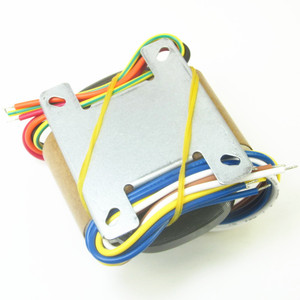 Image 3 - Transformador dac R core para diy, decodificador de audio es9018 es9038pro ak4497, 30W, 15V x 2 + 9V x 2