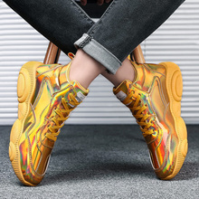2020 Brand Designer Casual Shoes for Men High Top