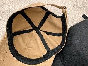 Image 3 - 가을 겨울 수 놓은 여자의 야구 모자 숙녀 캐주얼 여성 야생 세련된 모자