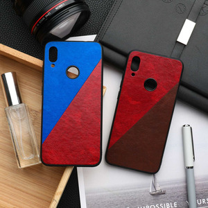 Image 1 - Redmi Note 7 8 6 5 6A 7A S2 K20 Pro Case Silicone Frabic Back Cover For Xiaomi Mi A3 Lite 9T A2 A1 6X 5X 8 Lite 9 SE Mix 3 Cases