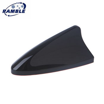 Fashion Waterproof Shark Fin Antenna Auto Car Roof Strong Signal Radio Aerials Car GpS Aerials For Toyota PRIUS image