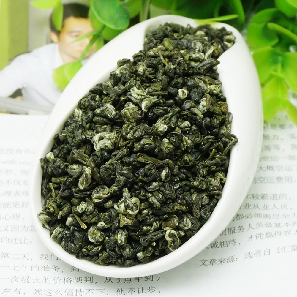 2020 China Bi-luo-chun Green Tea Real Organic New Early Spring Green Tea for Weight Loss Health Care 1