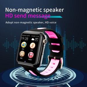 Image 4 - Đồng Hồ Định Vị Cho Bé Đồng Hồ Thông Minh Cho Trẻ Em Bé Trai Gái Apple Android Đồng Hồ Thông Minh Smartwatch Hỗ Trợ 2 SIM Thẻ TF MTK2503 Quay Số Cuộc Gọi tin Nhắn Push V5K