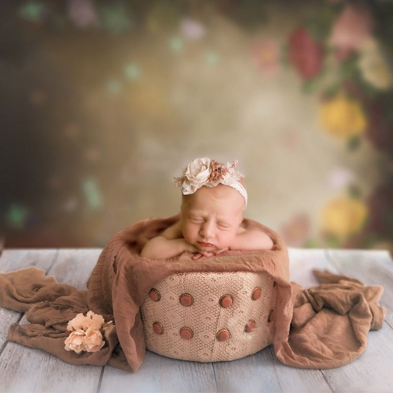 Newborn Photography Props Infants Baby Posing Baskets Pose Auxiliary Photo Shooting Accessories