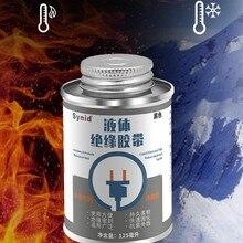 125ml Multipurpose Liquid Tape Silicone Sealant High Temperature Resistant Flame Retardant Welding Glue For Electronic Component
