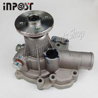 Yeni 404D-22T Su Pompası U45011030 Perkins Için