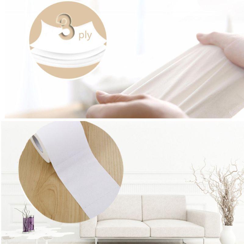 Silky Smooth Soft Professional Series Premium 3-Ply Toilet Paper Kitchen Toilet