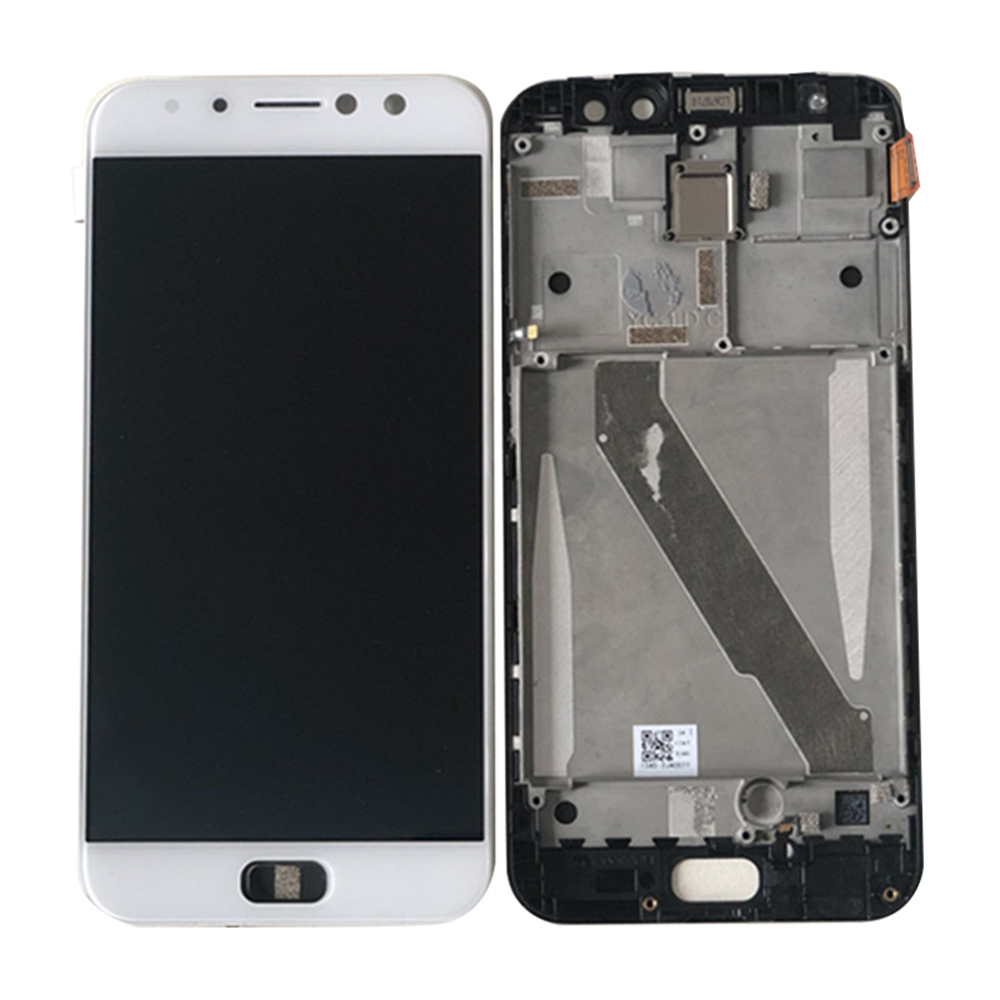 for ASUS ZenFone 4 Selfie Pro ZD552KL LCD Display Touch Screen Panel Assembly Replacement With Frame
