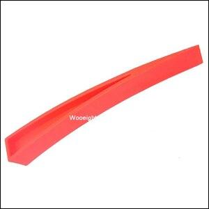 Image 3 - Wooeight panneau pour portes de voiture universel rouge, portes de voiture, panneau damplificateur en plastique ABS, cale dentrée durgence réparation, outils manuels ouverts de 21.5cm