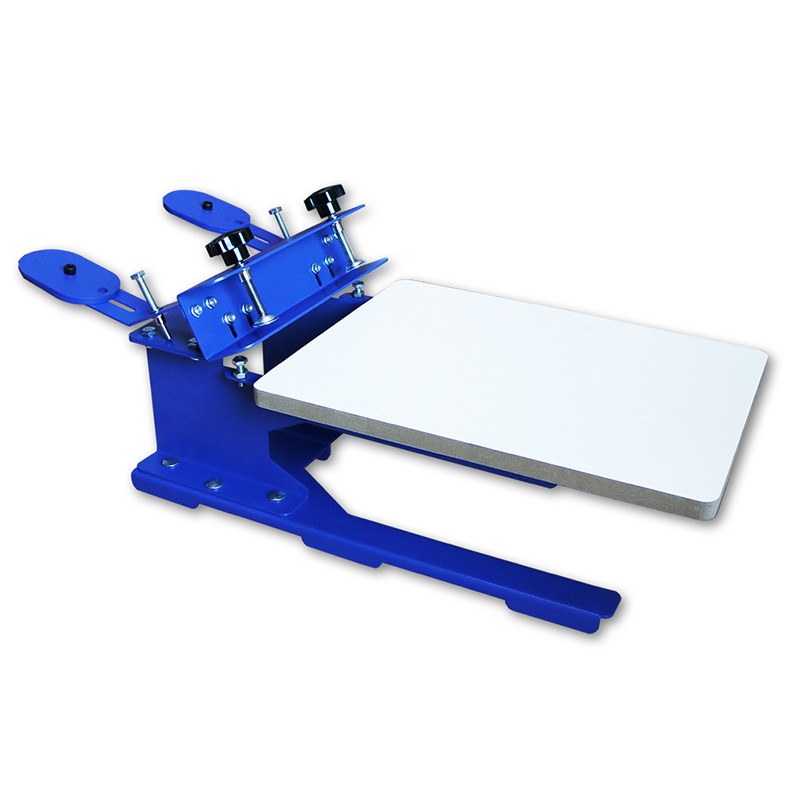 Screen Printing Machine For Bags Non-woven Paper Bag Screen Printing Machine Manual Screen Printing Screen Printing Machine