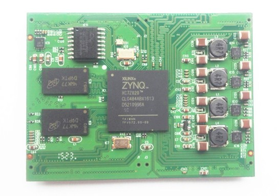 Xilinx Fpga Core Board Zynq7000 XC7Z020 CLG484 Small System Board