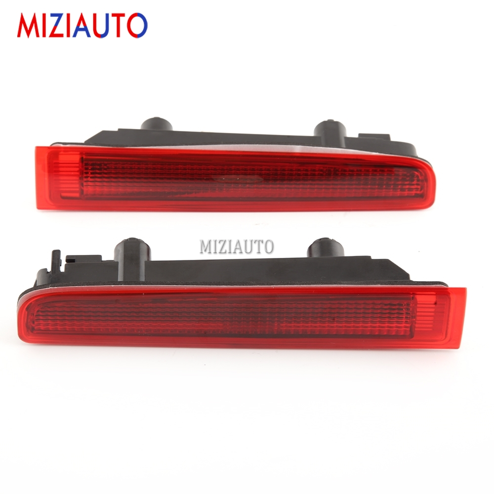 Third Brake Light For <font><b>VW</b></font> <font><b>T5</b></font> T6 For MULTIVAN CARAVELLE 03-16 High Mount Rear Brake Light Tail Stop Barn Door Bumper Lamp image