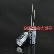 50PCS NEW NICHICON HD 35V470UF 10X20MM electrolytic capacitor 470UF 35V high frequency low resistance 470uF/35V UHD1V471MPD1TD