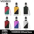 VOOPOO FIND Kit 120 Вт MOD Box Vape Kit 4400 мАч батарея 5 мл Uforce Tank T2 распылитель Vape E испаритель для электронных сигарет USB зарядное устройство