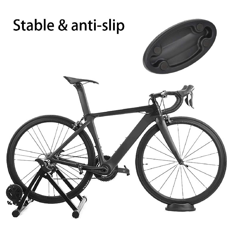 Bicycle Front Wheel Holder Bike Holder Wheel Stand Station Indoor Training Front Wheel Fixing Frame Bicycle Trainer Accessories