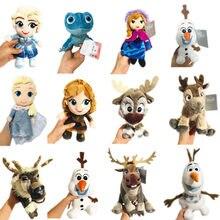 1 części/partia pluszowe anna deer sven lalka bałwan prezent dla dzieci zabawki