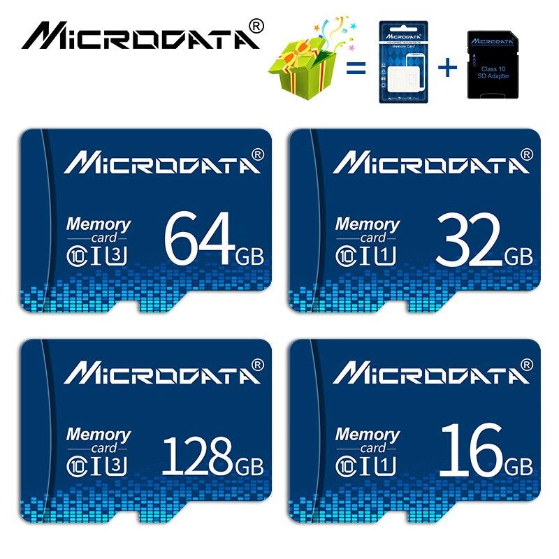 Cartão do flash do cartão de memória de 128gb para o smartphone/tabuleta class10 32gb cartão micro sd tarjeta 8gb 16gb 64gb