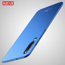 P30 Case MSVII Slim Frosted Cover For Huawei P30 Pro Lite Case P 30 Plus Hard PC Cover For Huawei P20 Lite Pro P 20 Phone Cases
