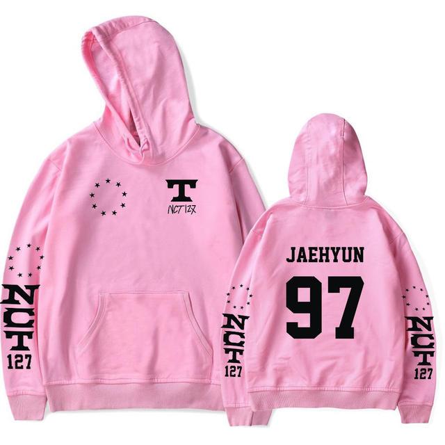 NCT 127 THEMED HOODIE (25 VARIAN)