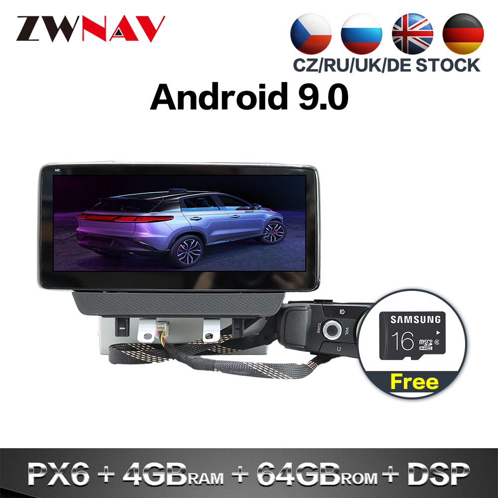 2 din IPS screen <font><b>Android</b></font> 9.0 Car Multimedia player For <font><b>Mazda</b></font> <font><b>CX</b></font>-3 2018 2019 car audio <font><b>radio</b></font> stereo GPS navi head unit free map image