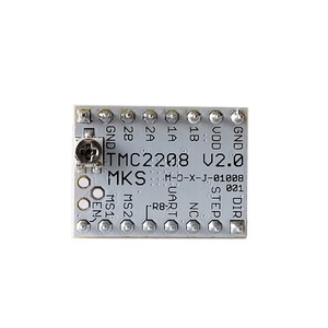 Image 2 - TMC 2208 سائق طابعة ثلاثية الأبعاد السائر وحدة تحكم في مشغل المحرك stepmotor سائق خطوة عصا TMC2208 محرك طابعة ثلاثية الأبعاد الاشياء