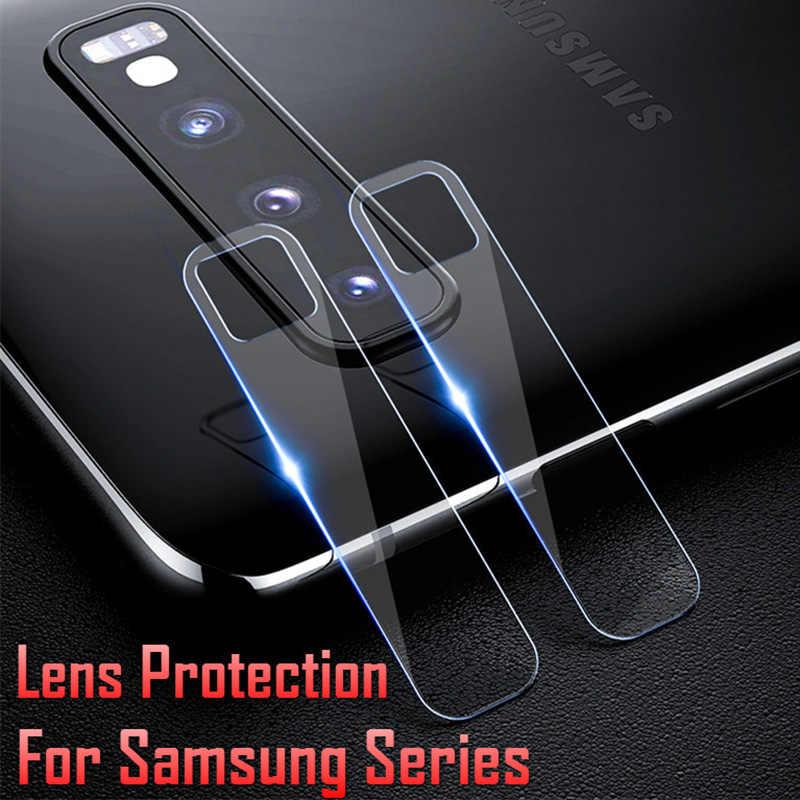 Protetor de tela de vidro temperado para celular, lente de celular para samsung s10 plus s8 s6 s7 edge, para samsung galaxy s9 plus s10e s10 5g