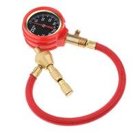0-70 psi pressão deflator gauge-veículo a motor caminhão de carro bicicleta van pneu medidor de pressão de ar dial medidor tester