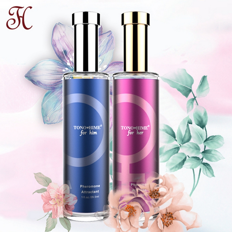 TONOHIME Pheromone Gold Powder, Bait, Three Colors, Five Generations Of Temptation, Flirting Perfume 30ML For Men And Women