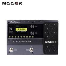 Mooer GE150 Multi Effecten Processor Digitale Buis Amp Modellering Gitaar Pedaal Looper(80 S) 55 Hoge Kwaliteit Amp Modellen 151 Effecten