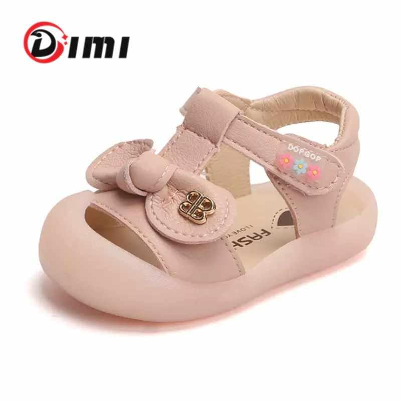 Enfant Bébé petites filles Cherry Princesse Bout Fermé Chaussures Sandales De Plage