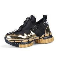أحذية رياضية أصلية للرجال لعام 2019 أحذية سميكة بنعل عريض أحذية رياضية عصرية للرجال على شبكة الإنترنت للرجال