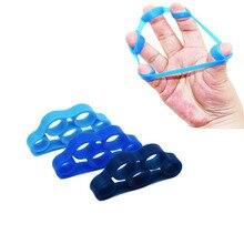 Trainer-Set Silicon-Finger-Resistance-Bands Stretcher Fitness-Equipment Finger-Gripper