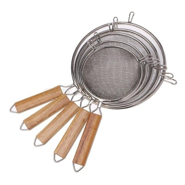 Panier à passoire extensible de 5 tailles   Panier de Chef pour frire, passoire de cuisine, passoire à filet de cuisson, passoire à passoire 1
