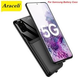 Araceli 10000 Mah For Samsung Galaxy S20 S20 + Plus S8 S9 S10 Plus S8 Plus Battery Case Smart Charger Case Power Bank