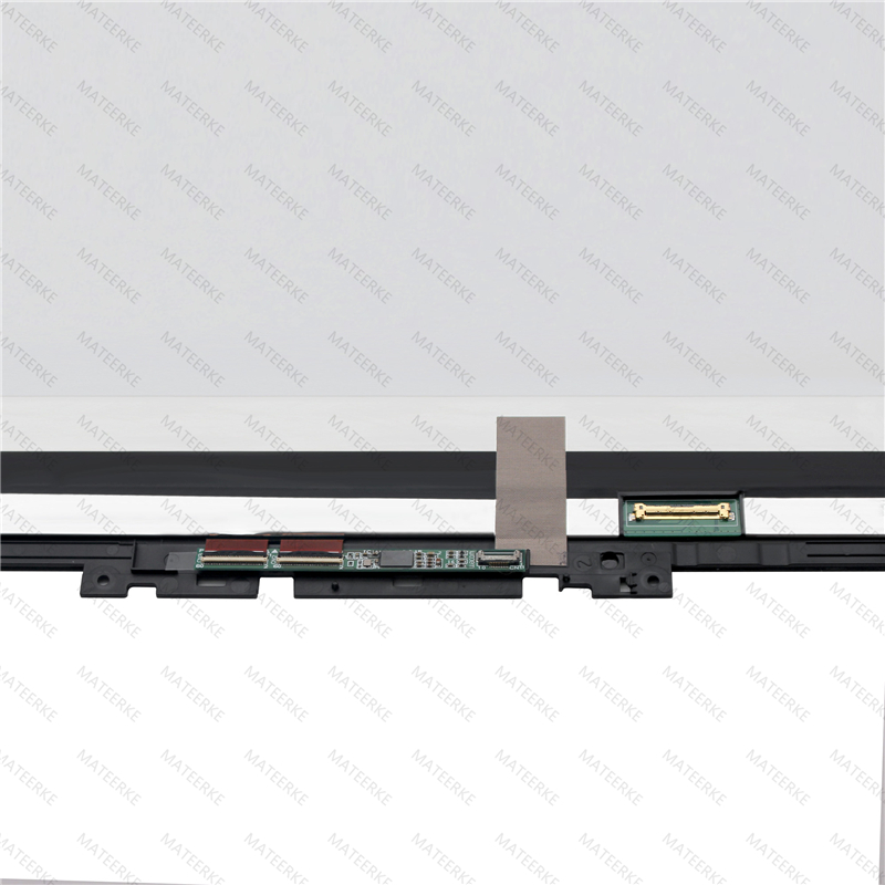 Image 4 - LCD Touch Screen Assembly With Frame For Lenovo Yoga 720 15IKB P/N 5D10N24288 5D10N24289 5D10M42865 5D10M42865-in Laptop LCD Screen from Computer & Office