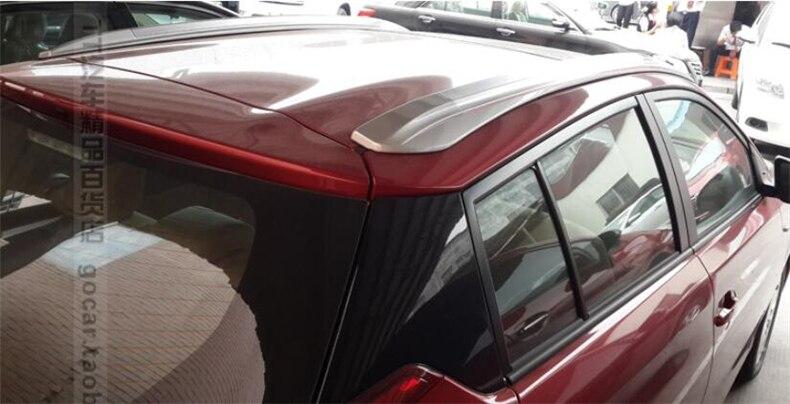 trilhos barra bagageira barras barra superior cremalheiras de barra caixas de trilho