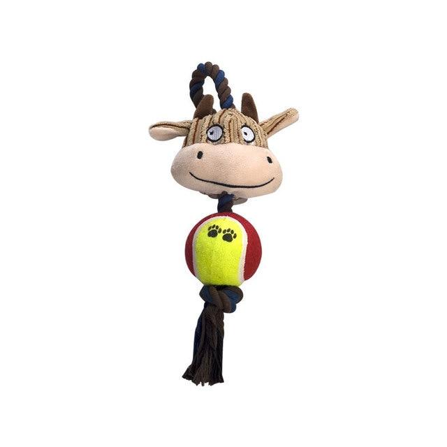 Фото игрушка для домашних животных многофункциональные игрушки плюшевые