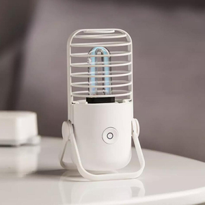 Image 2 - Youpin Xiaoda עיקור שולחן מנורת UV אוזון כפול 99.9% שיעור עיקור אולטרה סגול ריי להרוג חיידקים