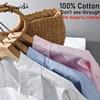 Syiwidii Women Blouses Office Lady Cotton Oversize Plus Size Tops Pink White Blue Long Sleeve 2021 Spring Korean Fashion Shirts 6