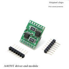 Drive-Module with Better-Performance Than Tb6612/Dc/Brushed A4950 Dual-Channel-Motor