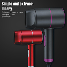 2000W 2 in 1 High-power Hair Dryer Salon Hair Dryer Anion Hair Dryer Nourish Hair Dryer Small Hammer Blow Dryer Strong Wind 2800w professional hair dryer fast styling tools hot and cold wind high power anion ceramic blow dryer with nozzles