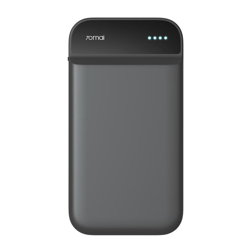 70mai Mobil Jump Starter Power Bank 12V 600A 70 Mai Car Battery Charger Portable Auto Buster Mobil Booster Darurat mulai Perangkat